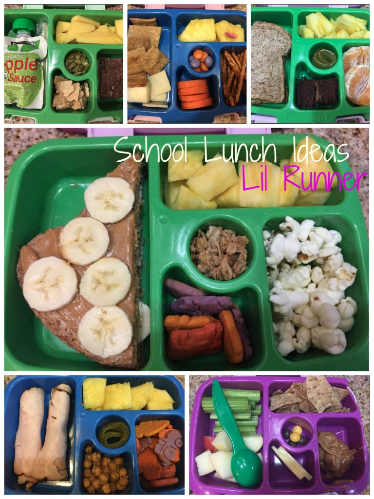 best school lunches