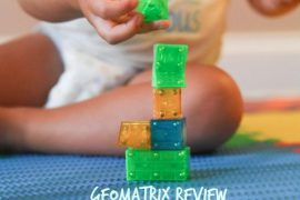 Pre-holiday toy alert: Geomatrix