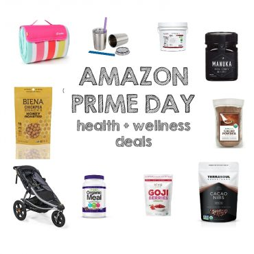 Prime Day Deals in Health and Wellness!