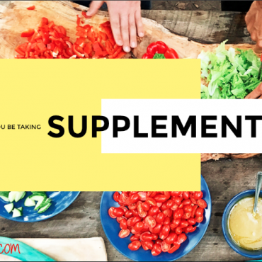 5 Supplements you SHOULD be taking daily and why