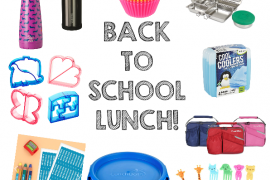 Favorite School Lunches and Supplies