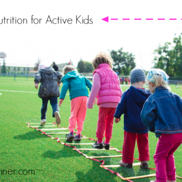 Nutrition for Athletic Kids