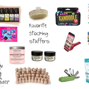 Last minute stocking stuffer ideas for everyone